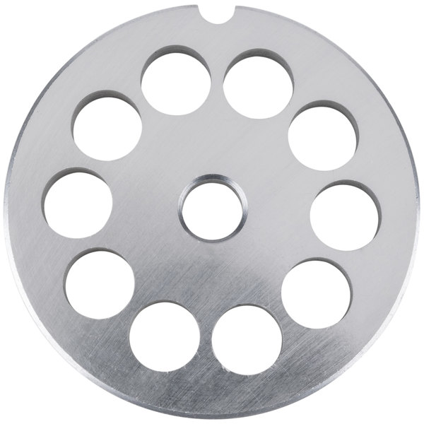 "1/2"" Hole Meat Grinder Plate #12"