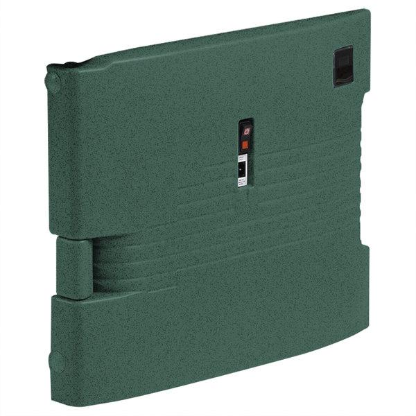 Cambro UPCHBD1600192 Granite Green Heated Retrofit Bottom Door for Cambro Camcarrier - 110V