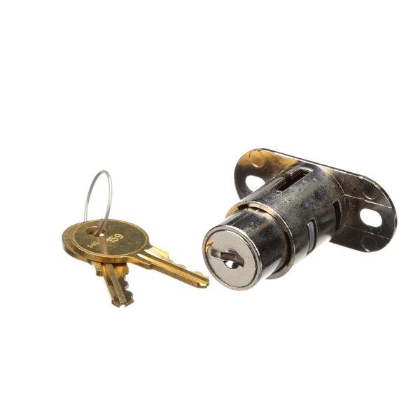 Nor-Lake 036318 Cylinder Lock W/Key