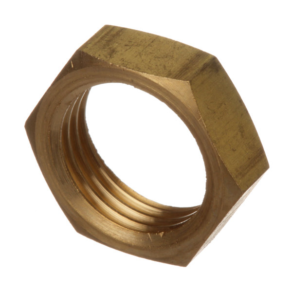 Cleveland 104081 Nut;Hex Jam;5/8-18;Brass Main Image 1