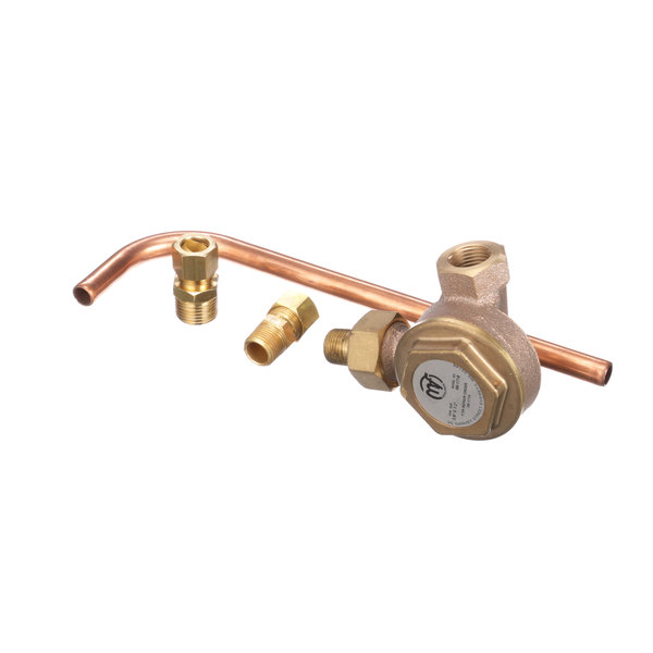 Market Forge 10-4958 Steam Trap-Rt Ang