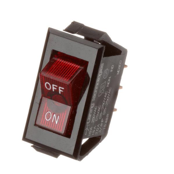 Atlas Metal Industries Inc 1069-1 Lighted Rocker Switch Main Image 1