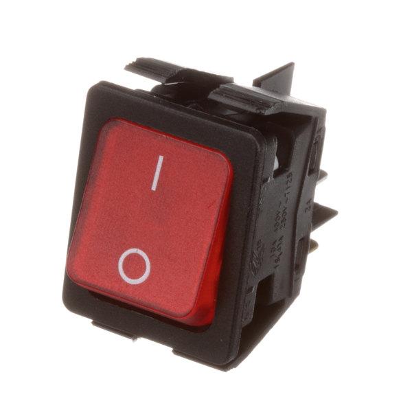 Champion 0512221 Rocker Switch Drdt 250v Neon Main Image 1