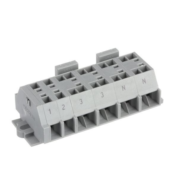 Frymaster 8101163 Block,3 Plcs Screwless Terminl Main Image 1