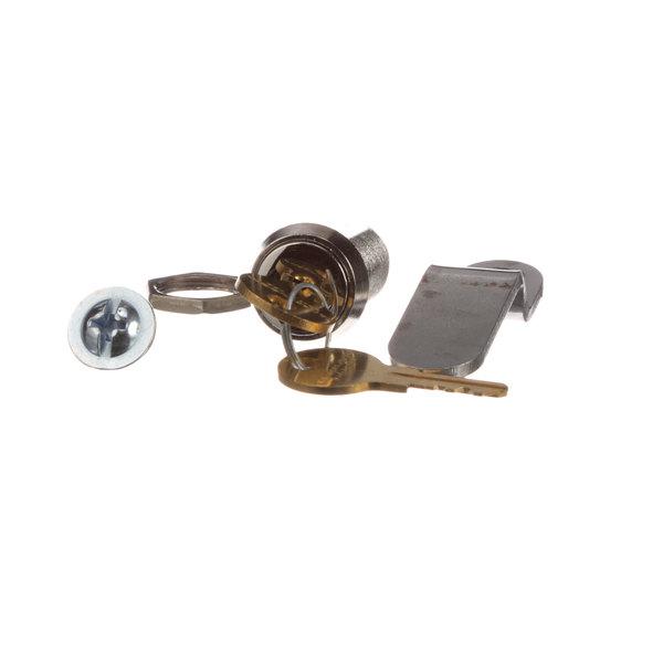 True Refrigeration 881012 Barrel Locking Kit W/Keys Main Image 1
