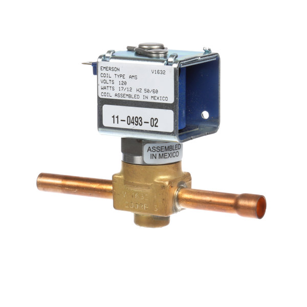 Scotsman 11-0493-02 Gas Valve, 115v 200 Rb