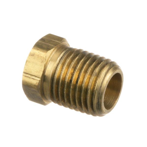 Frymaster 8101006 Bushing, Brass 1/4 Npt-1/8 Npt