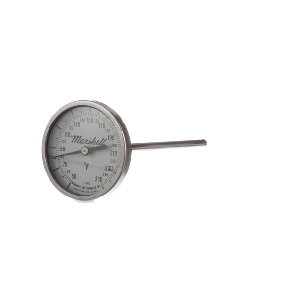 BevLes 782128 Thermometer 6 In