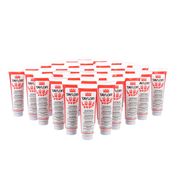 Taylor 048232-CASE Lube Red Label - 36/Case
