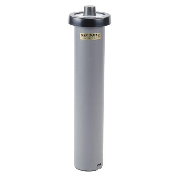 San Jamar C2010C 1/2 oz. - 2 1/2 oz. Portion Cup Dispenser