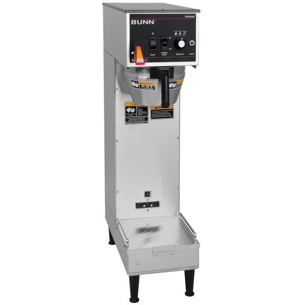 Bunn 27800.0001 Single Soft Heat Brewer - 120/208V, 3800W