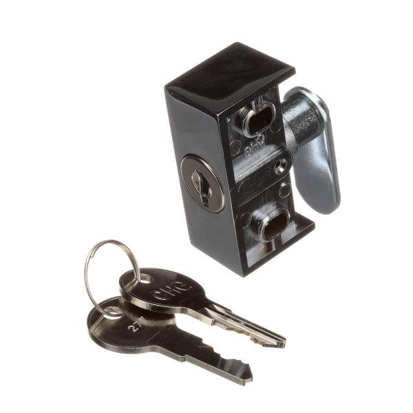"Delfield 3239590 Lock,W/1 1/2"" Pdl,6kxl Main Image 1"