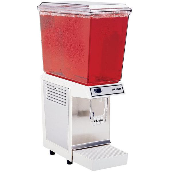 Cornelius Jet Spray JS7 Single 5 Gallon Bowl Refrigerated Beverage Dispenser