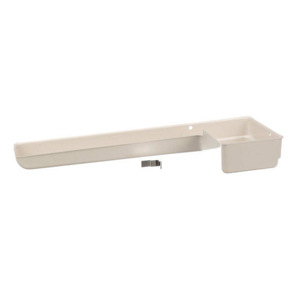 Manitowoc Ice 7627483 Water Trough, W/Support Clip