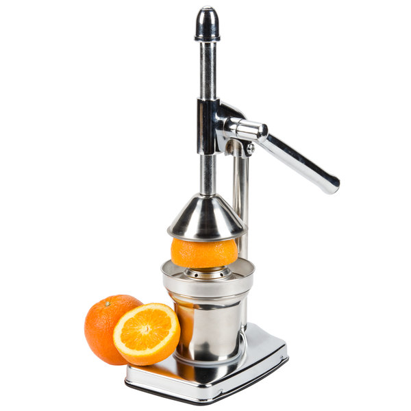 Manual Cup Style Citrus Juicer - Light Duty