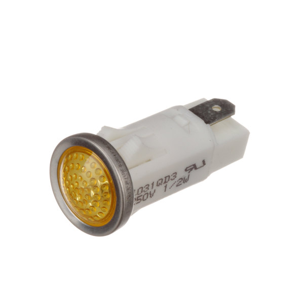 Southbend 33414 Signal Light, Amber 250v 1/2in