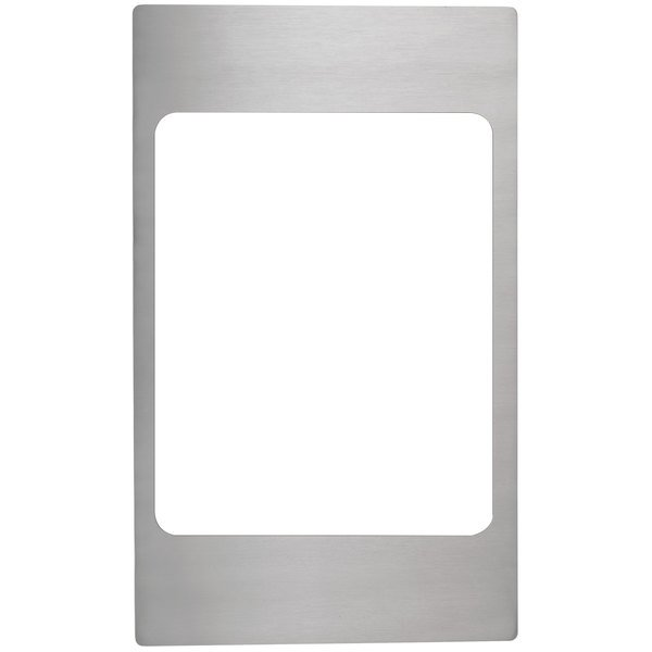 Vollrath 8242914 Miramar Stainless Steel Adapter Plate for Large Food Pan