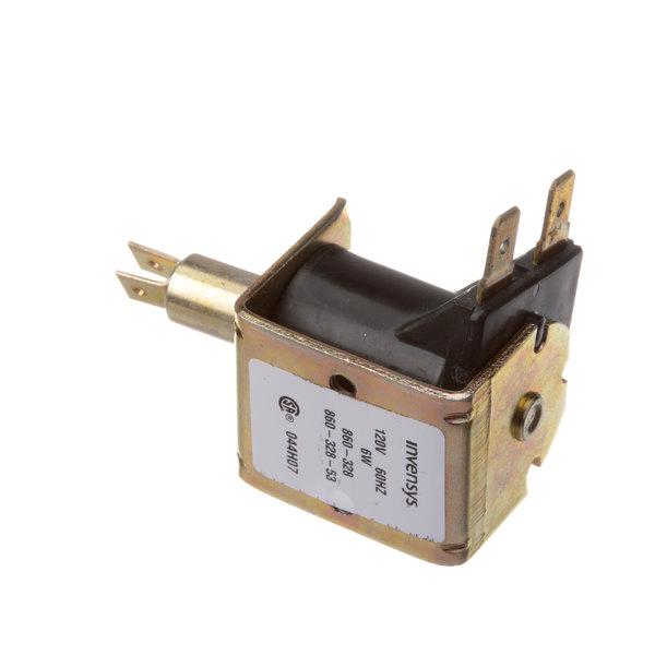 Taylor 030202-12 Solenoid Mechanical 110v