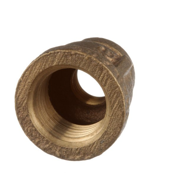 Blakeslee 13589 Brass Reducer 1/2 In To 1/4 In Main Image 1