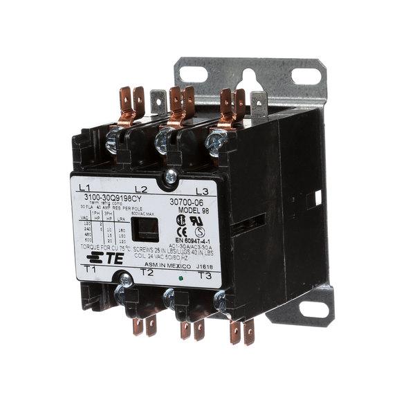 Lang 2E-30700-06 Contactor 3 Pole 35a 24vacq