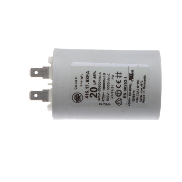 Southbend 1194696 Capacitor, 208-240v, 20mf