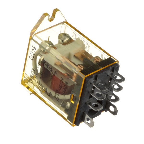Cleveland 300470 Relay;Dpdt;240vac;15a