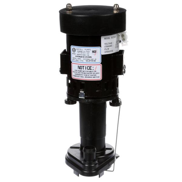 Scotsman 12-2714-22 Water Pump 115v