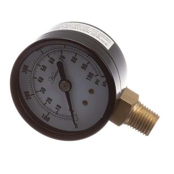 Jackson 6685-111-88-34 Gauge, Pressure 0-100 (R-30) Main Image 1