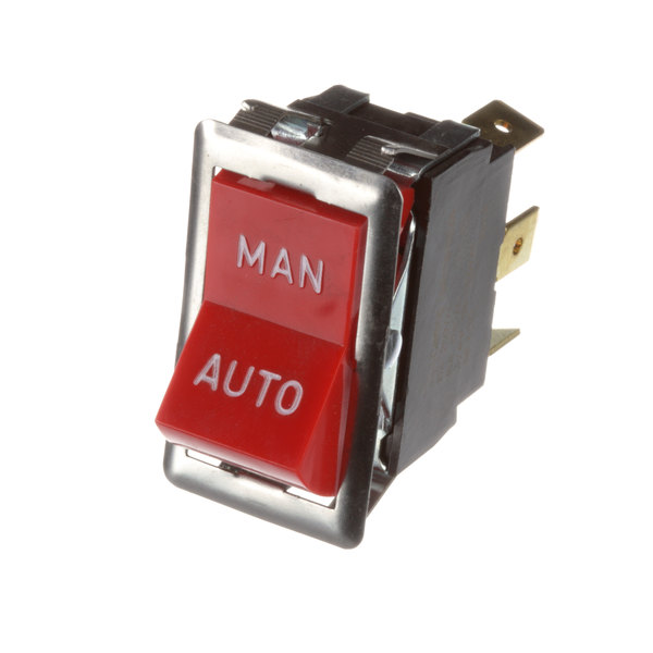 Blodgett 6498 Red Rocker Switch Main Image 1
