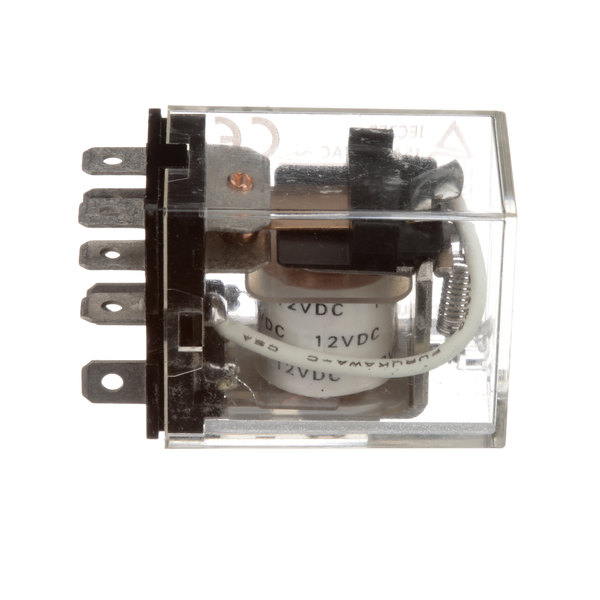 Frymaster 8070834 Relay Bl 15a 12v Main Image 1