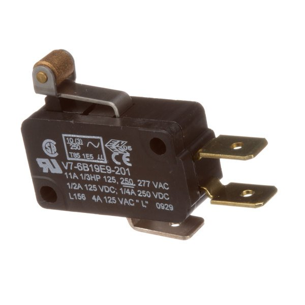 Frymaster 8072104 Microswitch, Ce Roller Main Image 1