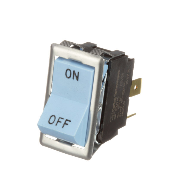 Blodgett 6496 Blue Rocker Switch