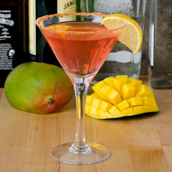 Rokz 5 oz  Mango Cocktail Rimming Sugar
