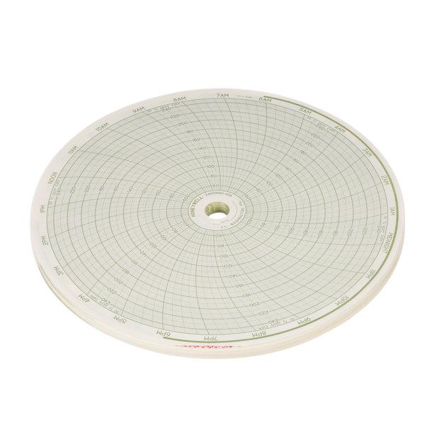 Groen Z095568 Temp Chart - 100/Pack