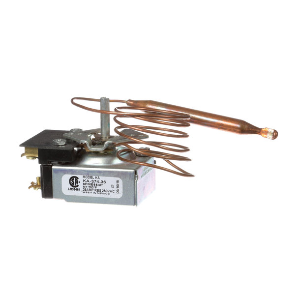 Wilder WP-6FME554P Thermostat