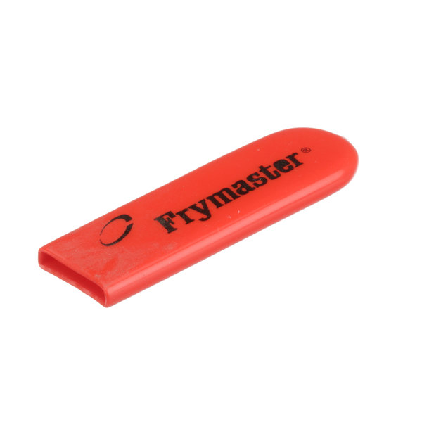 Frymaster 8140047 Sleeve, Handle Vlv Red W/Logo