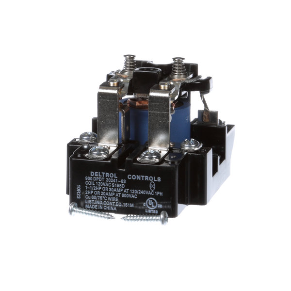 Blodgett 90043 RELAY & SCREW DPDT Main Image 1