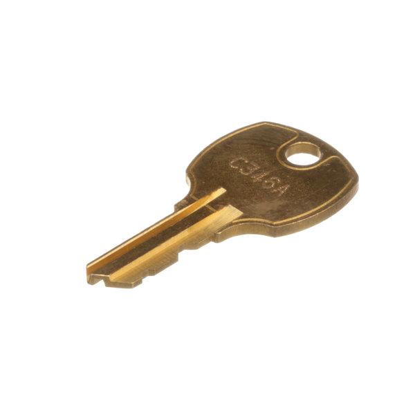 Glastender 13000061 Key, 1-1/4 In Barrel