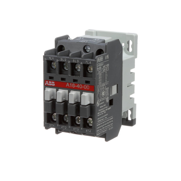 Blodgett 60128 Contactor A16 24v 50/60hz Main Image 1