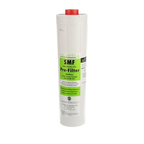 Selecto Filter 108-231 Smf 20 In Prefilter