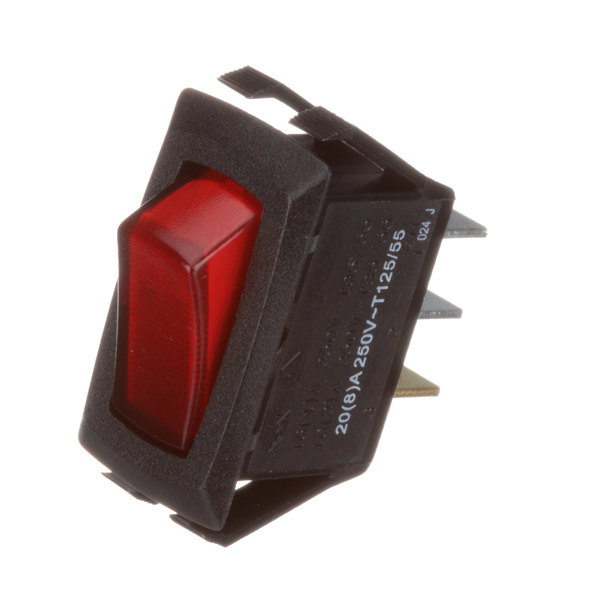 Cadco 30523EC Lighted On/Off Rocker Switch Main Image 1