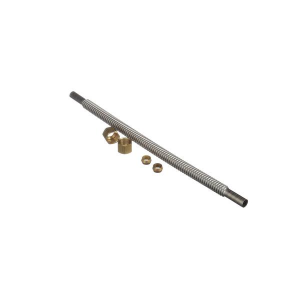 Imperial 34679-11 3/8x11 Lg Crgtd S/S Flex Tubing