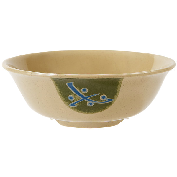 GET M-811-TD Japanese Traditional 32 oz. Bowl - 12/Case Main Image 1