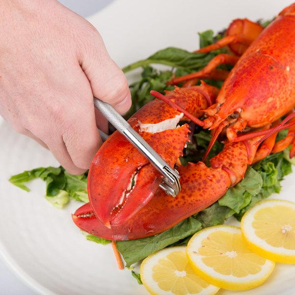 Choice Zinc Plated Lobster / Nut Cracker