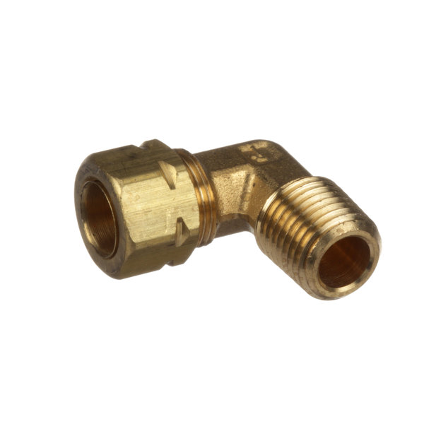 Frymaster 8130302 Elbow,Mle 3/8tbe To 1/4npt Brs