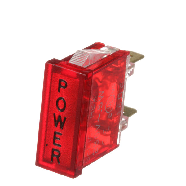 Wells 2J-45146 Light, Red Power