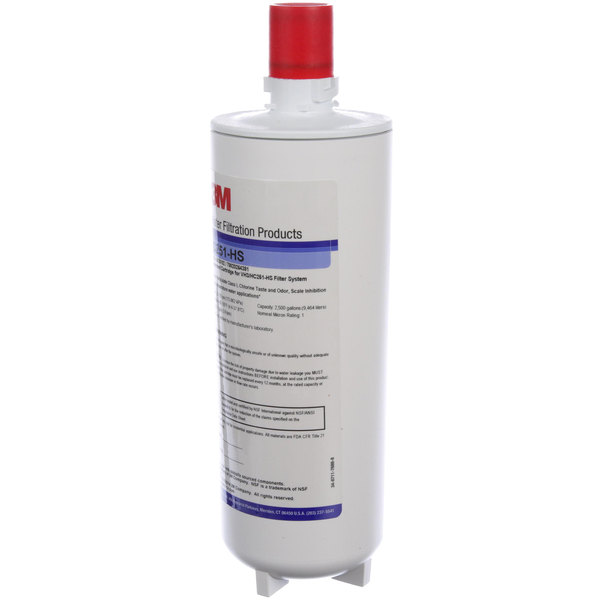 3M Water Filtration Products 5626102 Filtration Products 56261-02 Filter (Hc251-Hs)