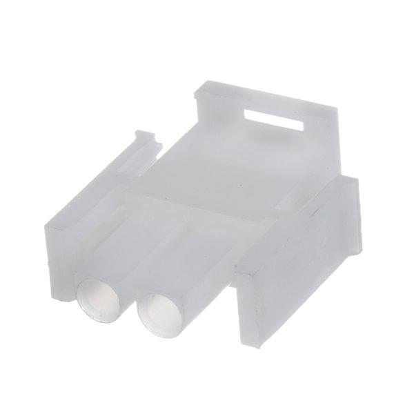 Frymaster 8071067 Connctr,2p Plug 94v-2 Wht Male