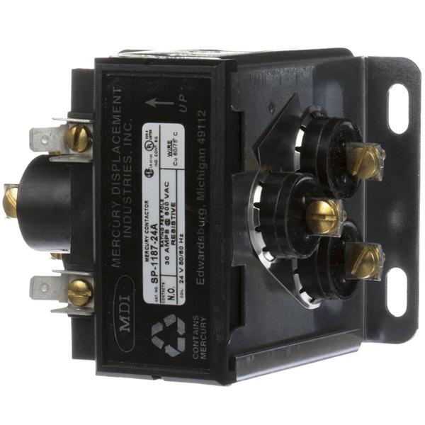 Frymaster 8071071-AS Contactor Mercury 24VAC 30A Main Image 1