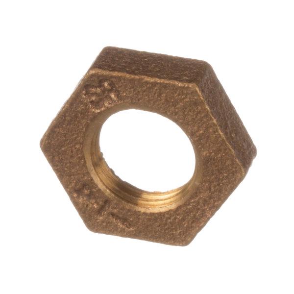 "Champion 100573 Locknut 1/4 """" Brass Main Image 1"